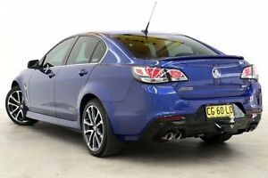 2015 Holden Commodore VF II MY16 SS V Blue 6 Speed Sports Automatic Sedan Seven Hills Blacktown Area Preview