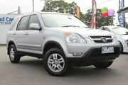 2004 Honda CR-V RD MY2004 Sport 4WD Silver 4 Speed Automatic Wagon Dandenong Greater Dandenong Preview