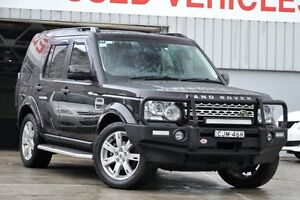 2009 Land Rover Discovery 4 MY10 2.7 TDV6 Black 6 Speed Automatic Wagon Mosman Mosman Area Preview