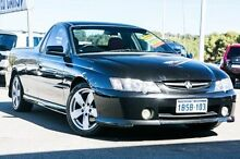 2004 Holden Ute VY II SS Black 4 Speed Automatic Utility Pearsall Wanneroo Area Preview
