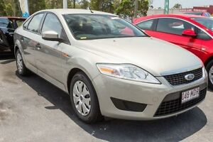 2009 Ford Mondeo MB LX Gold 6 Speed Sports Automatic Hatchback Underwood Logan Area Preview