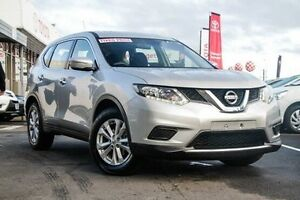 2016 Nissan X-Trail T32 ST (4x4) Brilliant Silver Continuous Variable Wagon Glendalough Stirling Area Preview