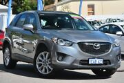 2012 Mazda CX-5 KE1021 Grand Touring SKYACTIV-Drive AWD Aluminium 6 Speed Sports Automatic Wagon Bayswater Bayswater Area Preview