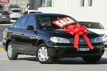 2005 Nissan Pulsar N16 MY2004 ST Black 4 Speed Automatic Sedan Pennant Hills Hornsby Area Preview