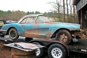 Wanted: 1960's Corvette Project