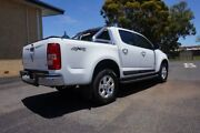 2014 Holden Colorado RG MY14 LTZ (4x4) White 6 Speed Manual Crew Cab Pickup Dalby Dalby Area Preview