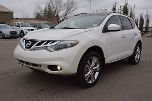 2013 Nissan Murano PLATINUM AWD LEATHER Leather,  Heated Seats,