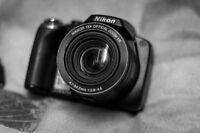 Nikon COOLPIX P80 Digital Camera with 8gb Memory Card