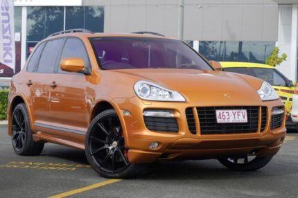 2008 Porsche Cayenne 9PA MY08 GTS Orange 6 Speed Sports Automatic Wagon Nundah Brisbane North East Preview
