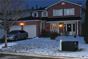 4 BR DETACHED HOUSE FOR SALE IN ROLLING ACRES WHITBY