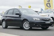 2011 Subaru Impreza G3 MY11 R AWD Grey 4 Speed Sports Automatic Hatchback Pearce Woden Valley Preview