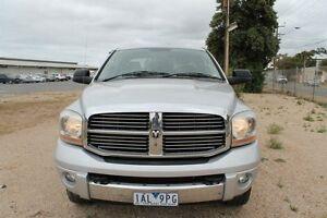 2007 Dodge Ram 2500 LARAMIE Silver Automatic Dual Cab Pennington Charles Sturt Area Preview