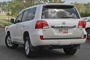 2013 Toyota Landcruiser VDJ200R MY12 VX White 6 Speed Sports Automatic Wagon Monkland Gympie Area Preview