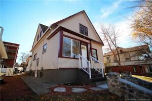 BEAUTIFULLY UPDATED CHARACTER 2 STOREY ON SE HILL