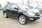 2006 Lexus RX350 GSU35R 06 Upgrade Sports Luxury Black 5 Speed Sequential Auto Wagon Brooklyn Brimbank Area Preview