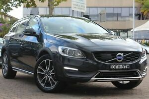 2015 Volvo V60 Cross Country F Series MY16 D4 Geartronic AWD Luxury Grey 6 Speed Sports Automatic Killara Ku-ring-gai Area Preview
