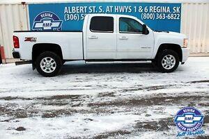2014 Chevrolet Silverado 3500HD LTZ Regina Regina Area image 4