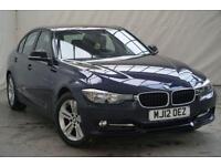 2012 BMW 3 Series 2.0 320D SPORT 4d 184 BHP Diesel blue Manual