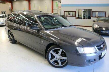 2007 Holden Commodore VZ MY06 Upgrade Executive Grey 4 Speed Automatic Wagon