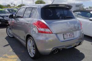 2012 Suzuki Swift FZ Sport Silver 7 Speed Constant Variable Hatchback