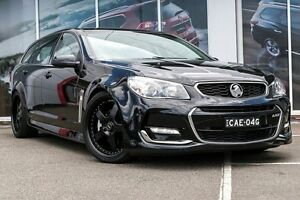 2016 Holden Commodore VF II MY16 SS V Sportwagon Black 6 Speed Sports Automatic Wagon Liverpool Liverpool Area Preview