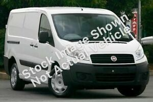2010 Fiat Scudo Comfort Low Roof LWB Silver 6 Speed Manual Van Glenelg Holdfast Bay Preview