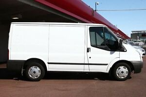 2012 Ford Transit VM 280 Low Roof SWB White 6 Speed Manual Van Northbridge Perth City Area Preview