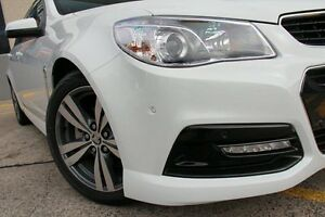 2015 Holden Commodore VF MY15 SV6 White 6 Speed Automatic Sportswagon Wolli Creek Rockdale Area Preview