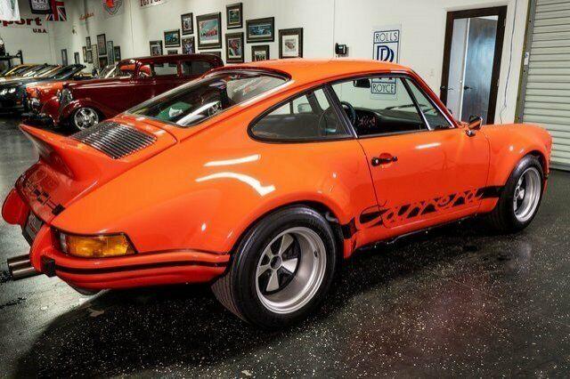 Image 5 Coche Americano de época Porsche 911 1974