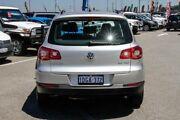 2010 Volkswagen Tiguan 5NC MY10 125 TSI Silver 6 Speed Tiptronic Wagon Wangara Wanneroo Area Preview