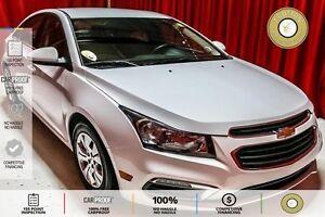 2015 Chevrolet Cruze 1LT BACKUP CAM!  BLUETOOTH!
