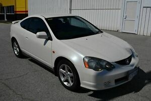 2001 Honda Integra Pristine Condition White 4 Speed Automatic Coupe East Rockingham Rockingham Area Preview