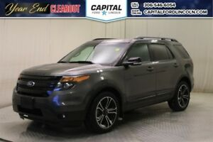 2015 Ford Explorer Sport 4WD **New Arrival**