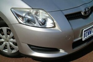 2008 Toyota Corolla ZRE152R Ascent Silver 4 Speed Automatic Hatchback Wilson Canning Area Preview