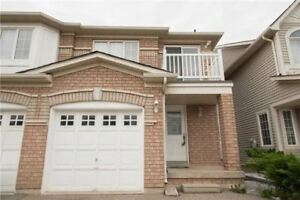 Spacious 3 Bedroom 3 Bath In Central Brampton Location.