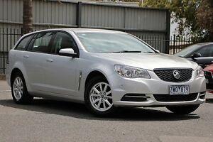 2013 Holden Commodore VF Evoke Silver 6 Speed Automatic Sportswagon Oakleigh Monash Area Preview