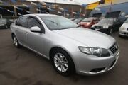 2008 Ford Falcon FG XT Silver 5 Speed Sports Automatic Sedan Kingsville Maribyrnong Area Preview