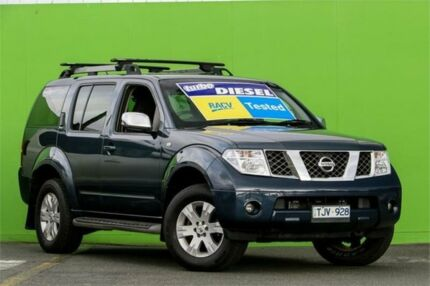2005 Nissan Pathfinder R51 ST-L Grey 5 Speed Sports Automatic Wagon Ringwood East Maroondah Area Preview
