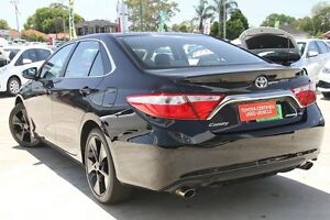 2015 Toyota Camry ASV50R MY15 Atara SX Eclipse Black 6 Speed Automatic Sedan Old Guildford Fairfield Area Preview