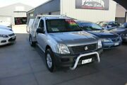 2006 Holden Rodeo RA MY06 Upgrade DX Grey 5 Speed Manual Cab Chassis Mitchell Gungahlin Area Preview