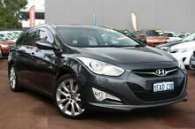 2012 Hyundai i40 VF Premium Tourer Grey 6 Speed Sports Automatic Wagon Cannington Canning Area Preview