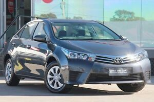 2014 Toyota Corolla ZRE172R Ascent Moonlight 7 Speed CVT Auto Sequential Sedan Old Guildford Fairfield Area Preview