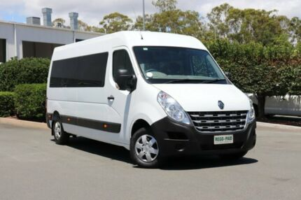 2014 Renault Master X62 MY13 3.5 LWB Mid White 6 Speed Automated Manual Van Acacia Ridge Brisbane South West Preview