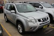 2013 Nissan X-Trail T31 Series V ST Silver 1 Speed Constant Variable Wagon Maryville Newcastle Area Preview