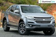 2017 Holden Colorado RG MY17 LTZ Pickup Crew Cab Grey 6 Speed Sports Automatic Utility Beaudesert Ipswich South Preview