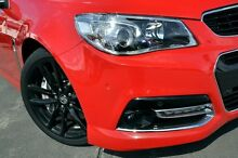 2014 Holden Commodore VF SS-V Redline Red Hot 6 Speed Automatic Sedan Wolli Creek Rockdale Area Preview