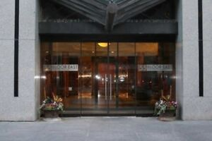 FOUR MONTH RENTAL AT YONGE AND BLOOR!! 2 BED 2 BATH