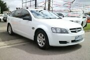 2008 Holden Commodore VE MY09 Omega White 4 Speed Automatic Sportswagon Brooklyn Brimbank Area Preview