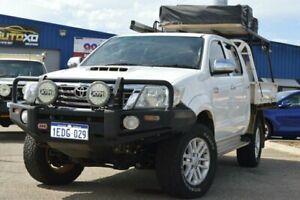 Toyota Hilux SR5 4X4 2012