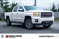 2015 Gmc Sierra 1500 SLT SUPER LOW KILOMETRES, WELL EQUIPPED, GR
